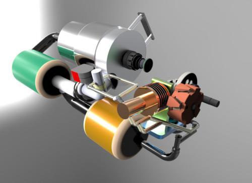 Accompagnement du projet d'invention moteur.